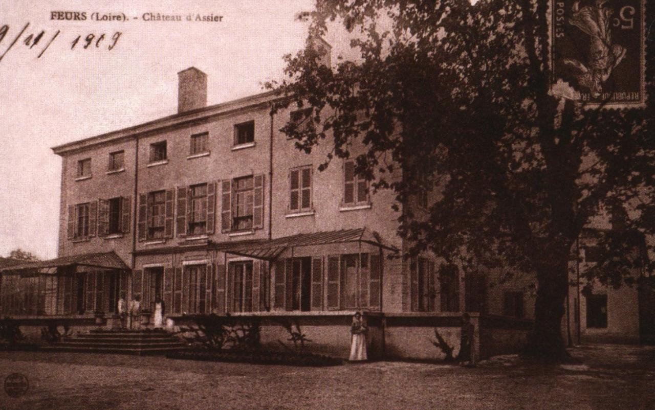 Château d'Assier